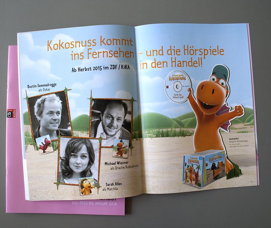 Random House Audio cbj Vorschau