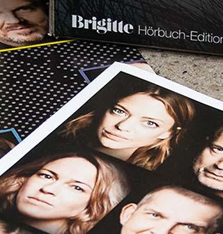 Random House Audio Brigitte Hörbuchedition