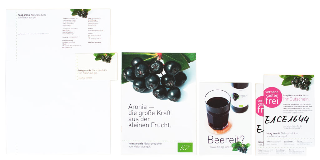 aronia-2-Produktprogramm