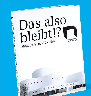 düsseldorfer schauspielhaus spielzeit 2014 – 2016