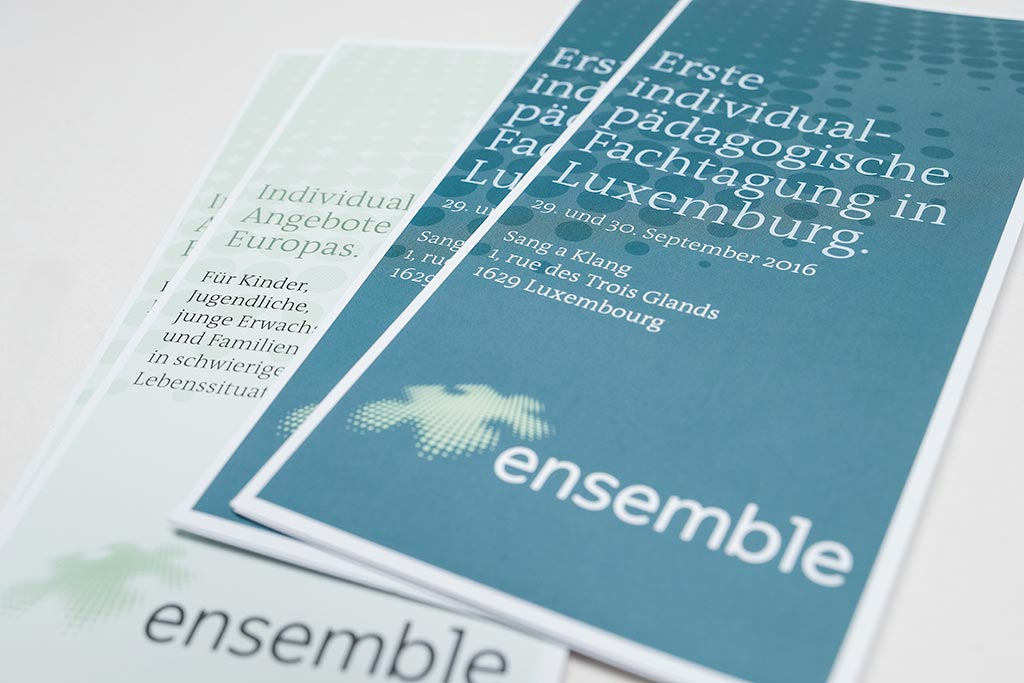 ensemble Jugendhilfe flyer