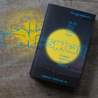 ASPHALT Festival 2017 - Programmheft