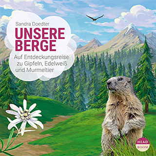 headroom Verlag Unsere Welt hörbuchreihe